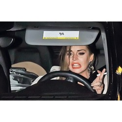 Lindsay Lohan - Work hard - party hard - photographer Charles Benton 2012_ph_topm