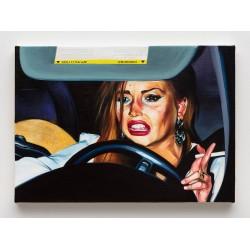 Lindsay Lohan - painted by Sam McKinniss - Lindsay - 2019_pa_http!++sammckinniss.com