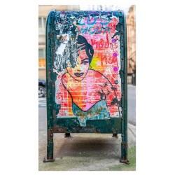 Barton Lewis - US postal relay box 26 NYC_pa_popa_stre