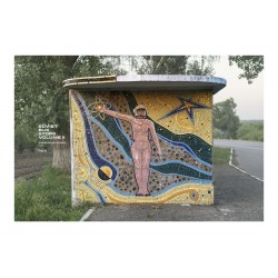Christopher Herwig - bus stop serie - Ivanova - Russia