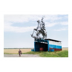 Christopher Herwig - bus stop serie - Rostovanovskoye - Russia_ph_repo
