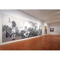 Zhong Biao - Zhong Biao Revealing Form II - exposition Osthaus Hagen Art Museum 2020 Germany_pa
