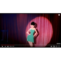 Fafi - video Mark Ronson - Oh My God ft Lily Allen_au_vide
