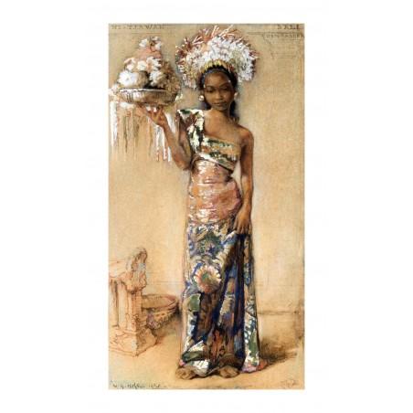 Gerrit Jan Hofker - Ni Tjawan - Bali 1938_pa_vint