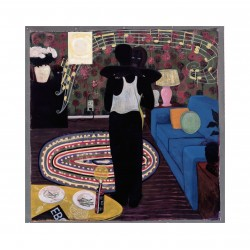 Kerry James Marshall - Slow dance - 1993