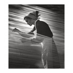 Nikolay Matorin - rythme de travail - 1960_ph_bw_vint