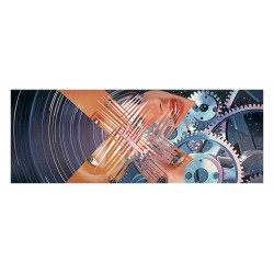 James Rosenquist - Four New Clear Women - 1982_pa_popa