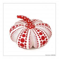 Yayoi Kusama - Plush Pumpkin