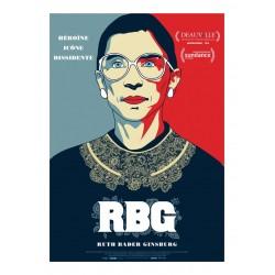 Ruth Bader Ginsburg - Notorious RBG