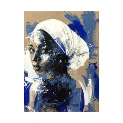 Mario Henrique - Girl With A Pearl Earring