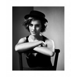 Emma Watson - by Vincent Peters