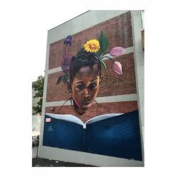 Tatyana Fazlalizadeh - Harlem