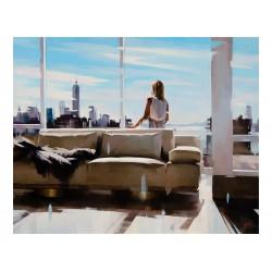 Yi Ge - Bonjour Manhattan_pa