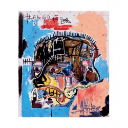 Jean Michel Basquiat - untitle 1981