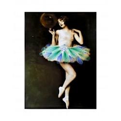 Jose Romussi - Ballerina embroidery