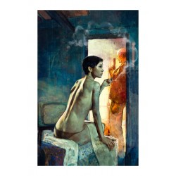 Alex Maleev - poster