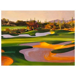 Michael Stoyanov - Desert Golf Course