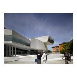 Richard Bryant - MAXXI Museum, Rome, Zaha Zadid Architects