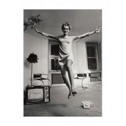 Twiggy - Helmut Newton - VOGUE - 1967