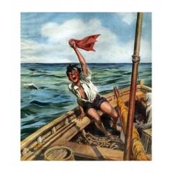 Walter Molino  - Adrift alla deriva