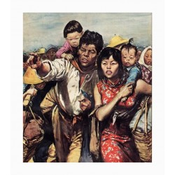 Walter Molino 20 - Escape from Red China_di_vint