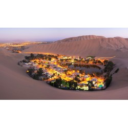 Anonym - Atacama Desert - Oasis of Huacachina  Peru_ph_land