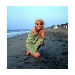 George Barris - Marilyn Monroe - last shooting - 1962