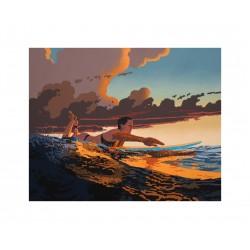 Billy Schenck - Surfer Girl XII_pa
