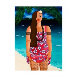 Daniella Hulme - Memories of Samoa_di