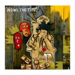 Leonor Anthony - Rendez-vous series with Jean Michel Basquiat