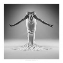 Piotr Leczkowski - statue_ph_nude_bw