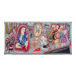 Grayson Perry - The Adoration of the Cage Fighters - 2012
