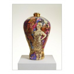Grayson Perry - vase ceramique