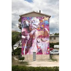 Pichi & Avo -  God of desire and love - Cupid - Montecosaro - ITALY_pa_stre