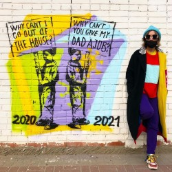 Viktoria Veisbrut - street art 2020_pa_stre_anti