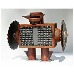 Ken Vrana - CSaw sculpture_sc_scu_kenvrana.com