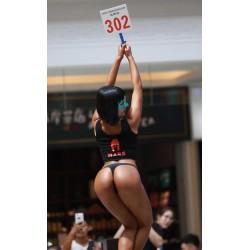 Gao Qian - model of Queen of Beautiful Buttocks_ph_topm