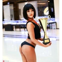 Gao Qian - Queen of Beautiful Buttocks