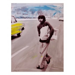 Luca Parmeggiani - Lo strillone