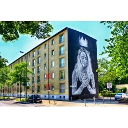 SNIK - Princess - with Nuno - Ostseestreet 18- Berlin...