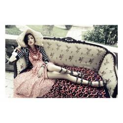 Yin Chao - Meng Huang 2 - Boho  City Chic - Numero China...