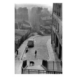 Edouard Boubat - Paris Montmartre_ph_vint_mast