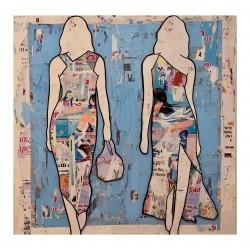 Jane Maxwell - Blue Walking girls