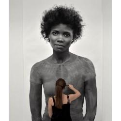 Clio Newton - woman portrait