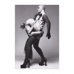 Leigh Bowery - shoot by Fergus Greer -  2 1994_au_nude