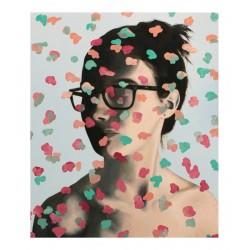 Andrea Castro - Im more confident with confetti on_pa_saatchiart.comandreacastro