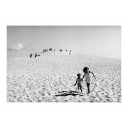 Claude Nori - Les dunes de Pilat - France 1982_ph