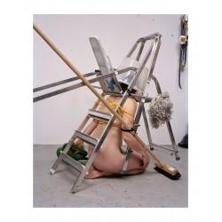 Melanie Bonajo - Furniture Bondage - Janneke - 2007_au_anti_instagram.com+melanie_bonajo+