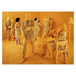 Sandy Skoglund - The Cocktail Party - 1992