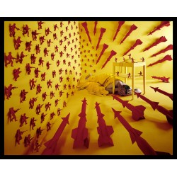 Sandy Skoglund - The cold war -1999